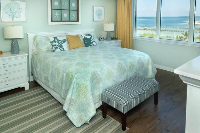 1326 SE Miracle Strip Parkway Unit 605, Fort Walton Beach, FL 32548 (MLS #864094) :: Berkshire Hathaway HomeServices Beach Properties of Florida