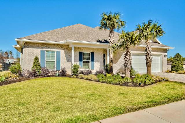 47 Pine Lake Drive, Santa Rosa Beach, FL 32459 (MLS #864111) :: The Beach Group
