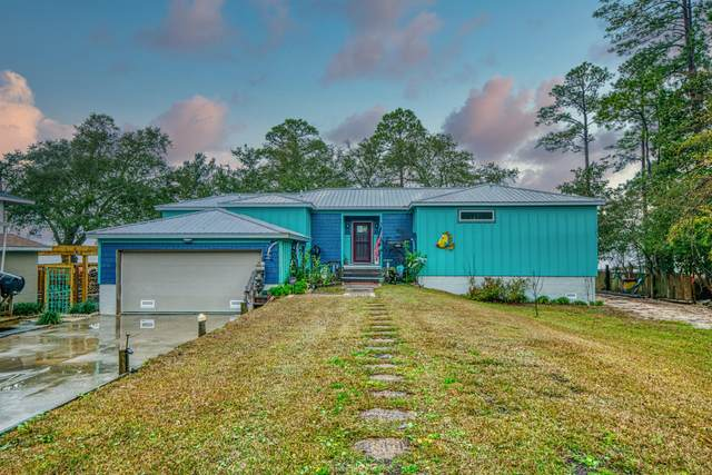 6370 E Bay Boulevard, Gulf Breeze, FL 32563 (MLS #864160) :: Somers & Company
