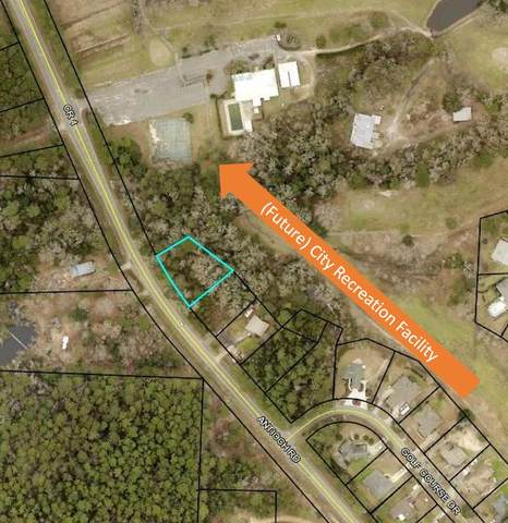 Lot 1 Antioch Road, Crestview, FL 32536 (MLS #864169) :: Briar Patch Realty