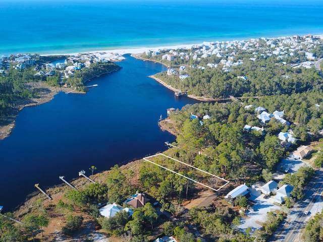 Lot 6 Coquina Place, Santa Rosa Beach, FL 32459 (MLS #864202) :: Back Stage Realty