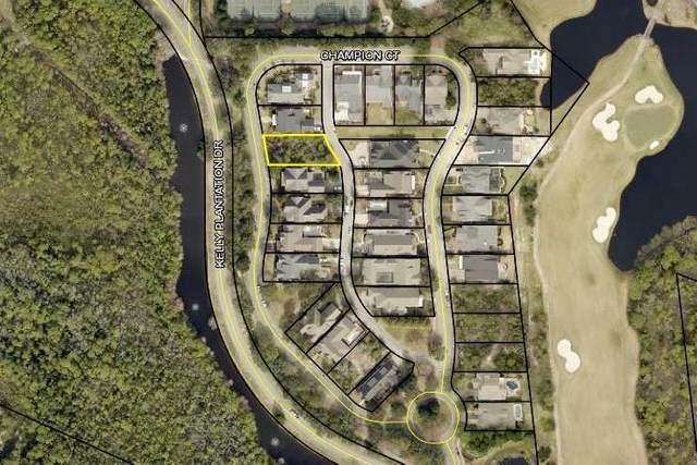 282 Champion Court, Destin, FL 32541 (MLS #864273) :: Better Homes & Gardens Real Estate Emerald Coast