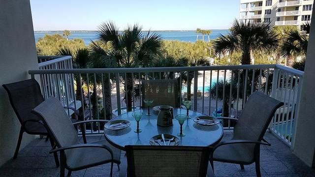 1322 Miracle Strip Parkway #405, Fort Walton Beach, FL 32548 (MLS #864345) :: Better Homes & Gardens Real Estate Emerald Coast