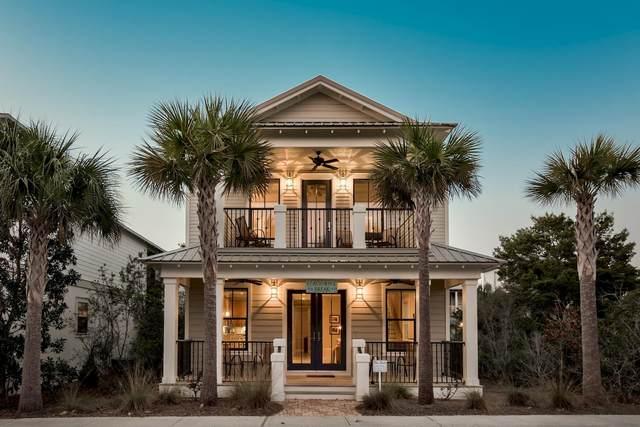 396 Beach Bike Way, Inlet Beach, FL 32461 (MLS #864400) :: Better Homes & Gardens Real Estate Emerald Coast