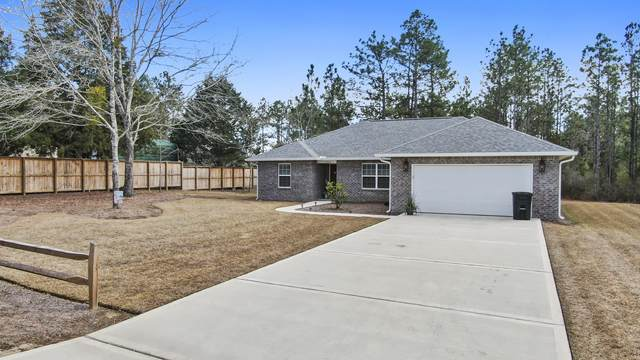 546 Pinewood Drive, Defuniak Springs, FL 32433 (MLS #864450) :: Rosemary Beach Realty