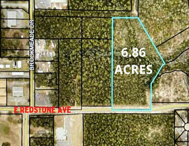 6.86 AC E Redstone Avenue, Crestview, FL 32539 (MLS #864462) :: Better Homes & Gardens Real Estate Emerald Coast