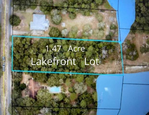 1.47 AC Shell Drive, Crestview, FL 32536 (MLS #864604) :: Luxury Properties on 30A