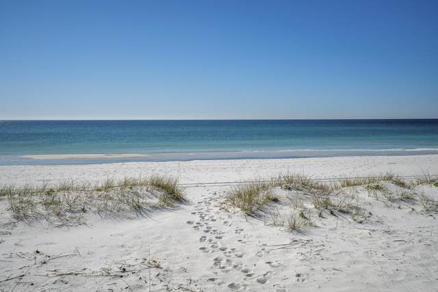 LOT 7 BLK1 Gulf Boulevard, Navarre, FL 32566 (MLS #864605) :: Linda Miller Real Estate