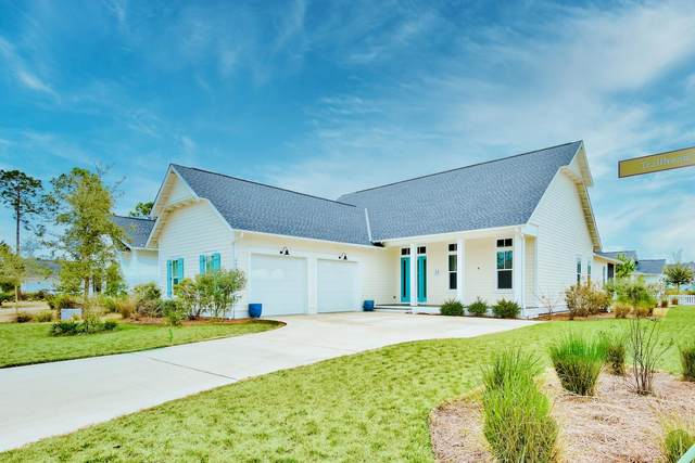 282 Trailhead Drive, Inlet Beach, FL 32461 (MLS #864697) :: RE/MAX By The Sea