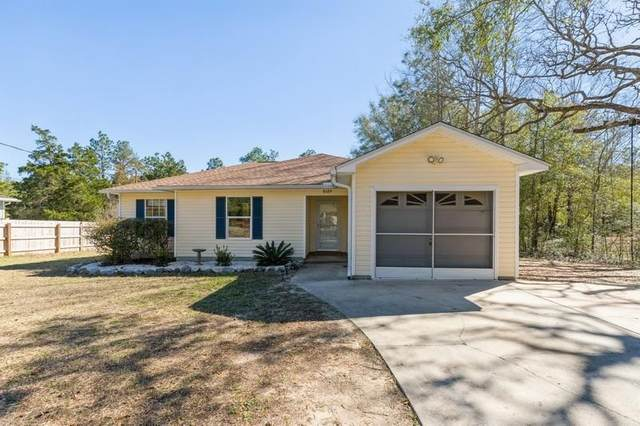 6127 Old Hickory Road, Crestview, FL 32539 (MLS #864775) :: Briar Patch Realty