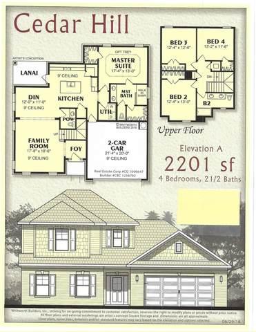 3032 Crown Creek Circle, Crestview, FL 32539 (MLS #864781) :: The Ryan Group