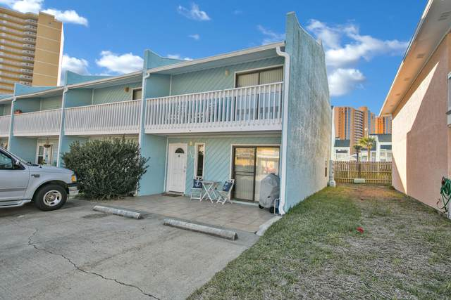 17642 Front Beach Road Unit J30, Panama City Beach, FL 32413 (MLS #864838) :: Rosemary Beach Realty