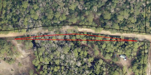 XXX Fisher Old Mill Rd, Harold, FL 32563 (MLS #864849) :: Berkshire Hathaway HomeServices PenFed Realty