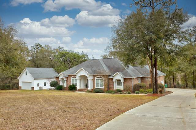 118 Creek Drive, Crestview, FL 32536 (MLS #864867) :: RE/MAX By The Sea
