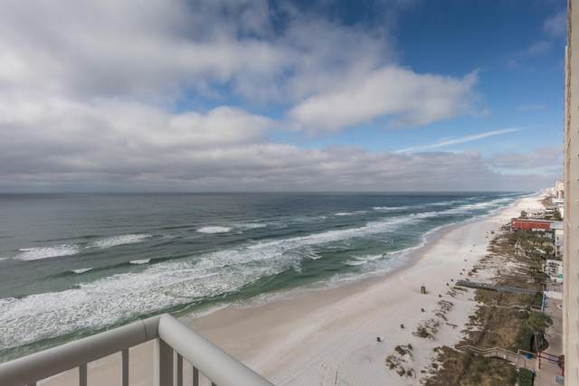 10811 Front Beach Road Unit 1301, Panama City Beach, FL 32407 (MLS #864886) :: Rosemary Beach Realty