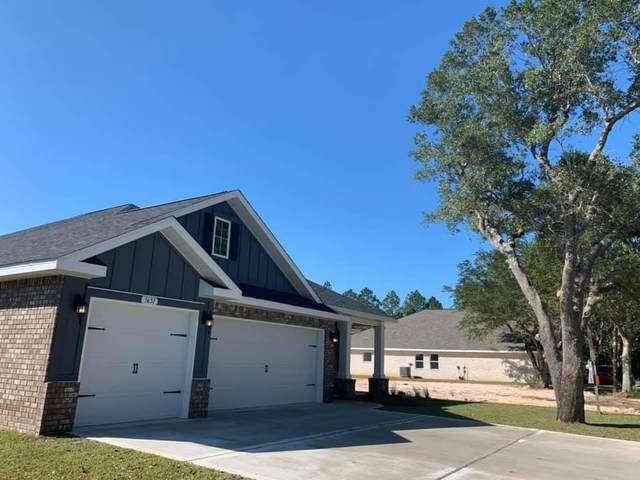 3615 Bob Tolbert Road, Navarre, FL 32566 (MLS #864926) :: Classic Luxury Real Estate, LLC