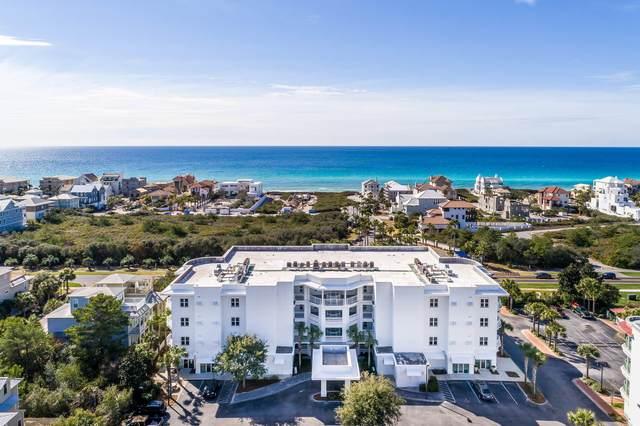 9961 E County Highway 30-A Unit 406, Inlet Beach, FL 32461 (MLS #864959) :: Coastal Luxury
