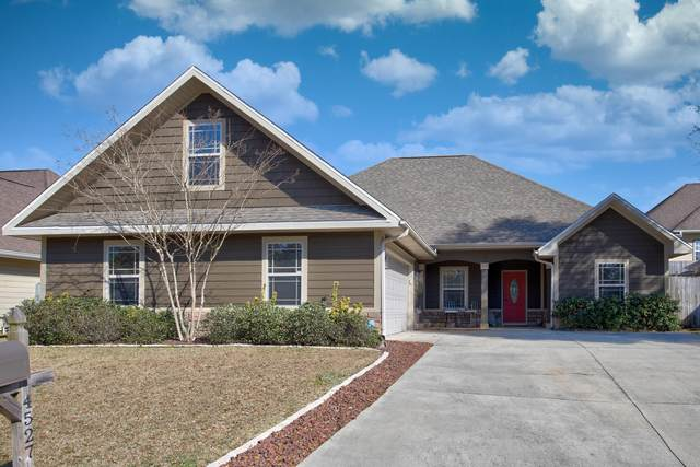 4527 Hermosa Road, Crestview, FL 32539 (MLS #864964) :: Beachside Luxury Realty