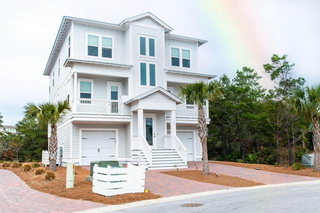 109 E Crabbing Hole Lane, Inlet Beach, FL 32461 (MLS #864971) :: Linda Miller Real Estate