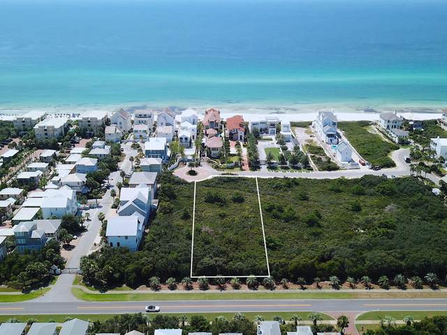 Lots 6 & 7 Paradise By The Sea Court, Seacrest, FL 32461 (MLS #864992) :: Linda Miller Real Estate