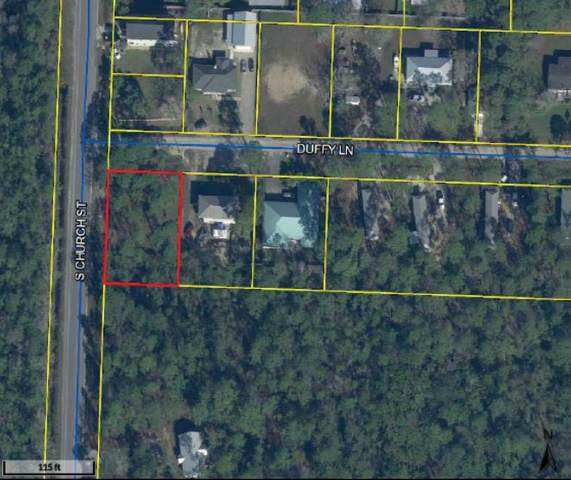 Lot 28 Duffy Lane, Santa Rosa Beach, FL 32459 (MLS #864995) :: Luxury Properties on 30A
