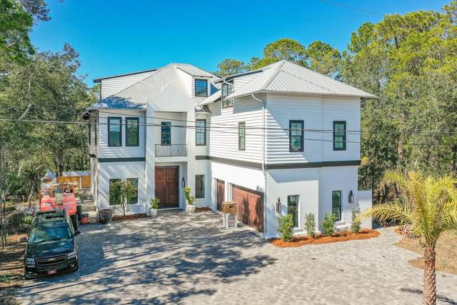 309 Seacrest Drive, Inlet Beach, FL 32461 (MLS #865038) :: Somers & Company