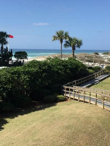 11 Beachside Drive Unit 821, Santa Rosa Beach, FL 32459 (MLS #865060) :: Better Homes & Gardens Real Estate Emerald Coast