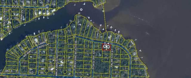 Lots 3 + 4 Block C Turquoise Beach Drive, Santa Rosa Beach, FL 32459 (MLS #865161) :: Rosemary Beach Realty