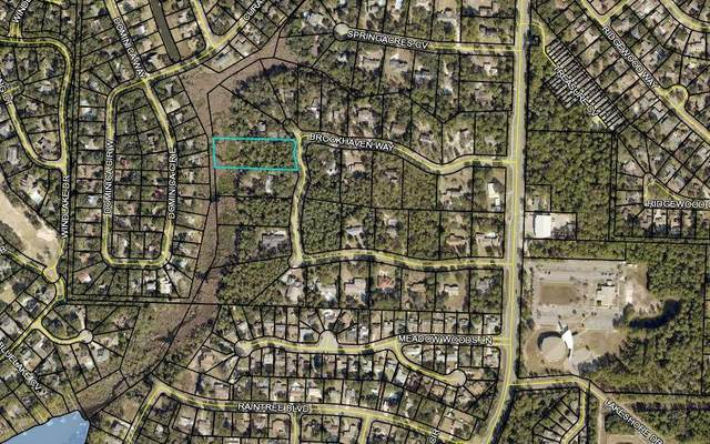 Lot 11 Brookhaven, Niceville, FL 32578 (MLS #865229) :: Better Homes & Gardens Real Estate Emerald Coast