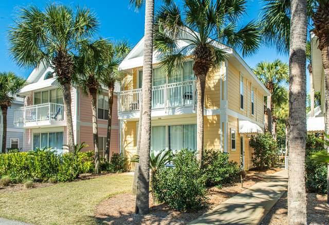 69 Crystal Beach Drive Unit 3, Destin, FL 32541 (MLS #865233) :: Better Homes & Gardens Real Estate Emerald Coast