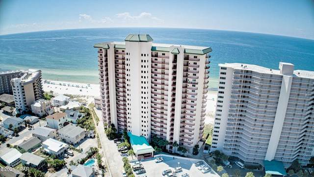 7115 Thomas Drive Unit 304, Panama City Beach, FL 32408 (MLS #865249) :: Better Homes & Gardens Real Estate Emerald Coast