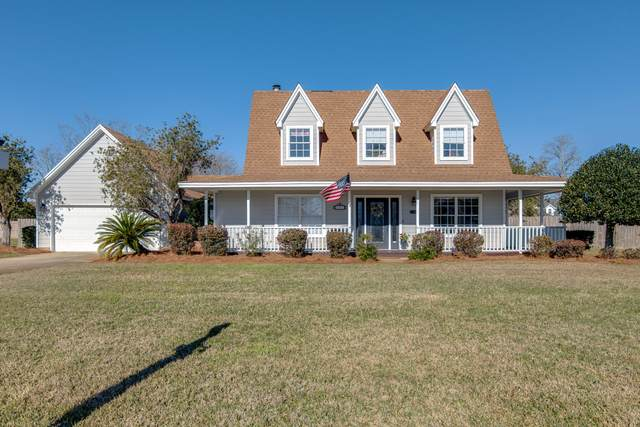 1315 Ceylon Drive, Gulf Breeze, FL 32563 (MLS #865254) :: Keller Williams Realty Emerald Coast