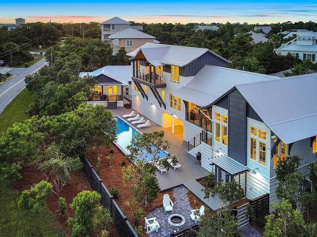 30 Baird Road, Santa Rosa Beach, FL 32459 (MLS #865286) :: 30a Beach Homes For Sale