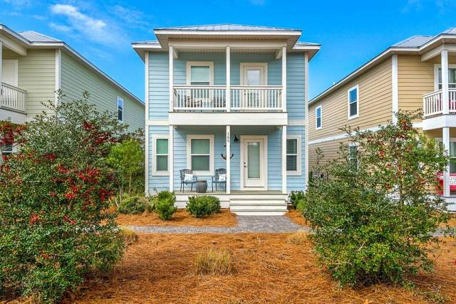 165 Satinwood Drive, Santa Rosa Beach, FL 32459 (MLS #865329) :: NextHome Cornerstone Realty