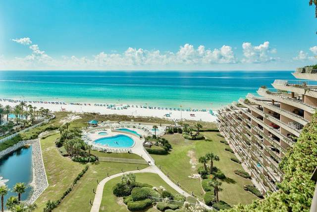 291 Scenic Gulf Drive #1002, Destin, FL 32550 (MLS #865338) :: Better Homes & Gardens Real Estate Emerald Coast