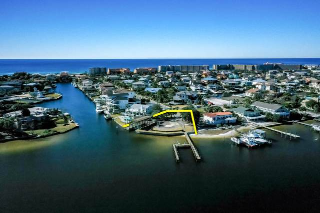 531 Norriego Road, Destin, FL 32541 (MLS #865354) :: The Honest Group