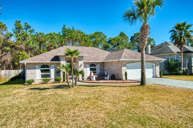1812 Sound Hammock Drive, Navarre, FL 32566 (MLS #865369) :: Keller Williams Realty Emerald Coast