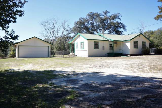 4949 Atwell Road, Crestview, FL 32539 (MLS #865377) :: Back Stage Realty
