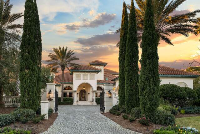 3225 Bay Estates Drive, Miramar Beach, FL 32550 (MLS #865385) :: Linda Miller Real Estate