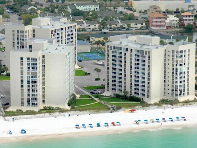 900 Gulf Shore Drive Unit 2051, Destin, FL 32541 (MLS #865410) :: The Ryan Group