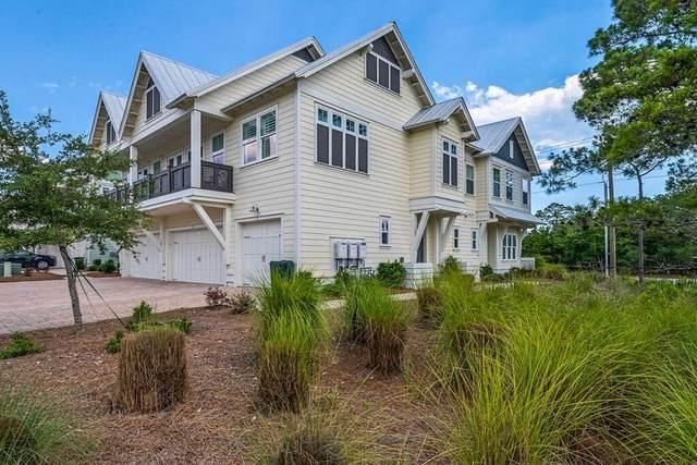 103 Milestone Drive Unit C, Inlet Beach, FL 32461 (MLS #865428) :: Somers & Company