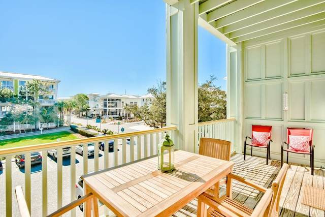6 Watercolor Boulevard Unit 203, Santa Rosa Beach, FL 32459 (MLS #865438) :: The Beach Group