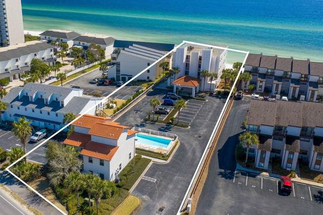 3668 E County Hwy 30A #102, Santa Rosa Beach, FL 32459 (MLS #865442) :: 30a Beach Homes For Sale
