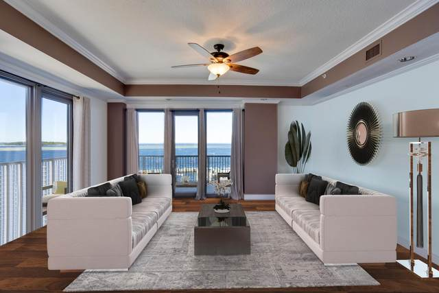 5 Calhoun Avenue Unit 301, Destin, FL 32541 (MLS #865443) :: Linda Miller Real Estate