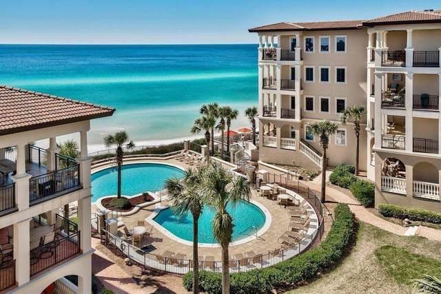 56 Blue Mountain Road Unit B407, Santa Rosa Beach, FL 32459 (MLS #865451) :: Rosemary Beach Realty
