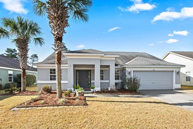 207 Bainbridge Street, Panama City Beach, FL 32413 (MLS #865464) :: The Premier Property Group