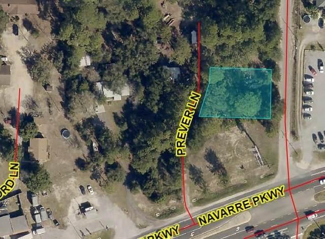 2050 Prever Lane, Navarre, FL 32566 (MLS #865515) :: Scenic Sotheby's International Realty