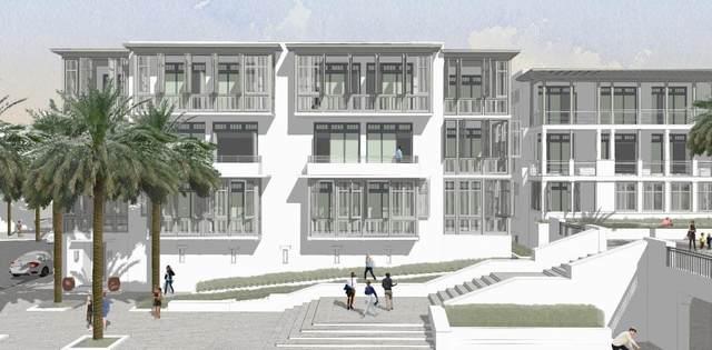 WW-E301 Sea Garden Street #301, Alys Beach, FL 32461 (MLS #865525) :: Better Homes & Gardens Real Estate Emerald Coast