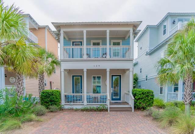 129 Woody Wagon Way, Inlet Beach, FL 32461 (MLS #865567) :: 30A Escapes Realty