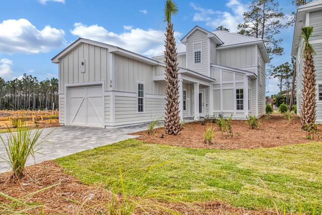 Lot 10 Sugar Sands Drive, Santa Rosa Beach, FL 32459 (MLS #865569) :: NextHome Cornerstone Realty